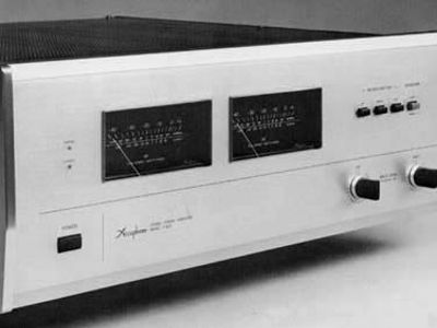 Accuphase P-400