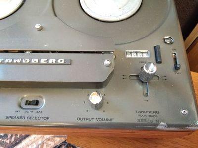 Used Tandberg 14 Headphones for Sale | HifiShark com