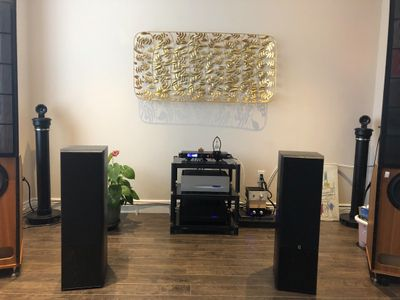 Used transmission line speakers for Sale | HifiShark com