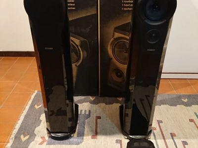 Used Mission 7 se Floorstanding speakers for Sale  HifiShark.com