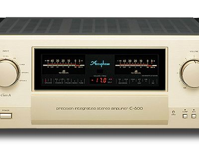 Accuphase E-600