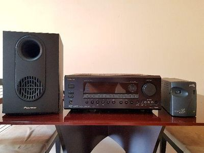Used Onkyo TX-SR603X Surround sound receivers for Sale