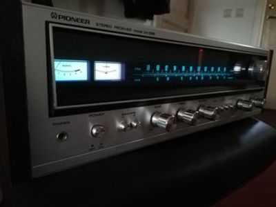 Used Pioneer SX-535 Receivers for Sale | HifiShark com