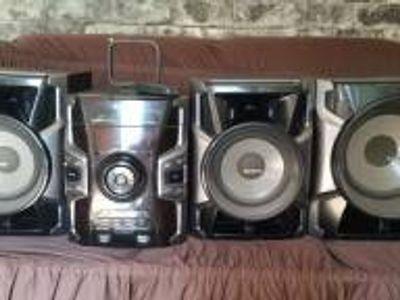 Used Sony HCD-gpx5 Audio systems for Sale | HifiShark com