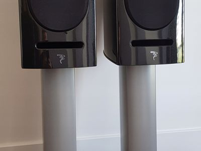 Used Focal Scala V2 Utopia Floorstanding speakers for Sale