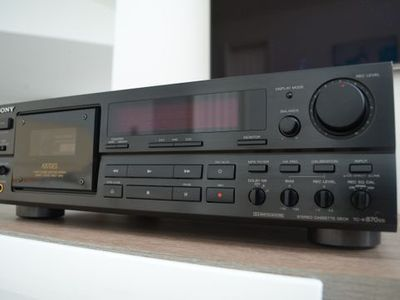 SONY TCK717ES//TCK870ES//TC-K890ES//TC-K909ES//CF-SF5//TCFX1010 FRW8.5 FLAT BELT
