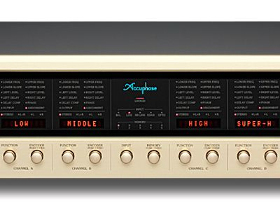 Accuphase DF-55