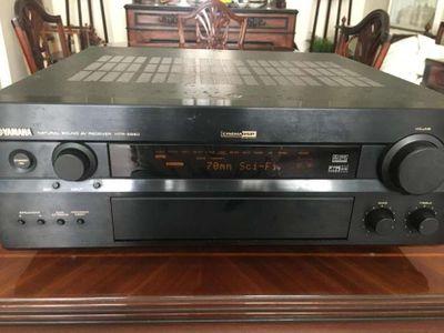 Used Yamaha HTR-5590 AV stereo receivers for Sale