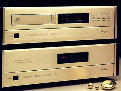 Accuphase DP-80