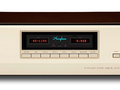 Accuphase DC-901