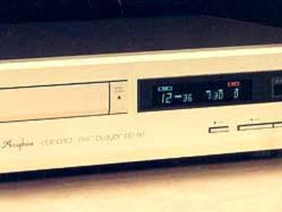 Accuphase DP-60