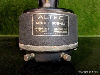 Used altec 806 for Sale | HifiShark com