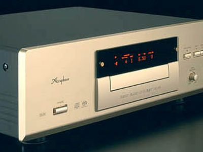Accuphase DP-85