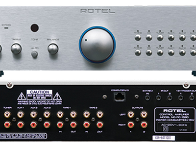 Used rotel 1580 for Sale | HifiShark com
