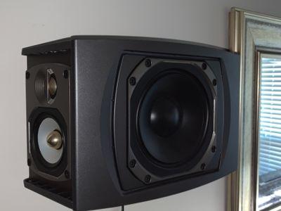 Used Paradigm ADP-590 Rear speakers for Sale | HifiShark com