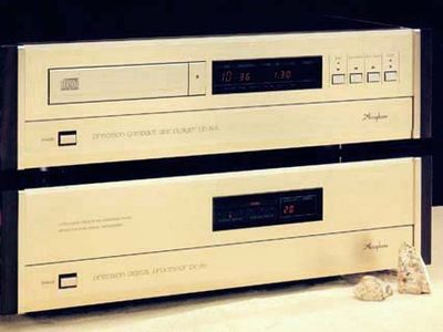 Accuphase DP-80 L
